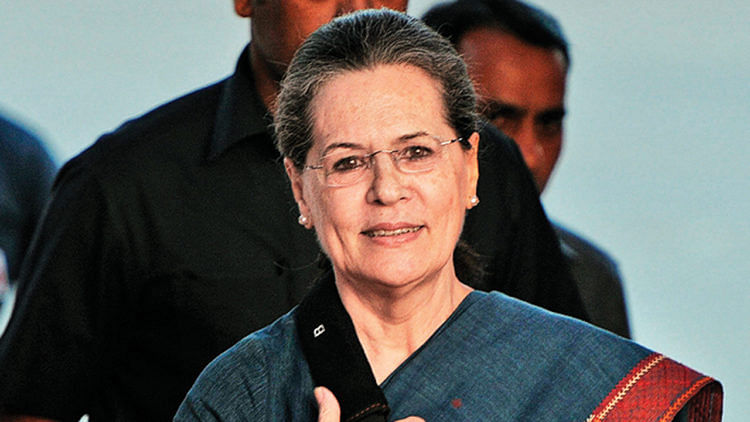 Demonetisation origin of ongoing crisis in Indian economy: Sonia Gandhi