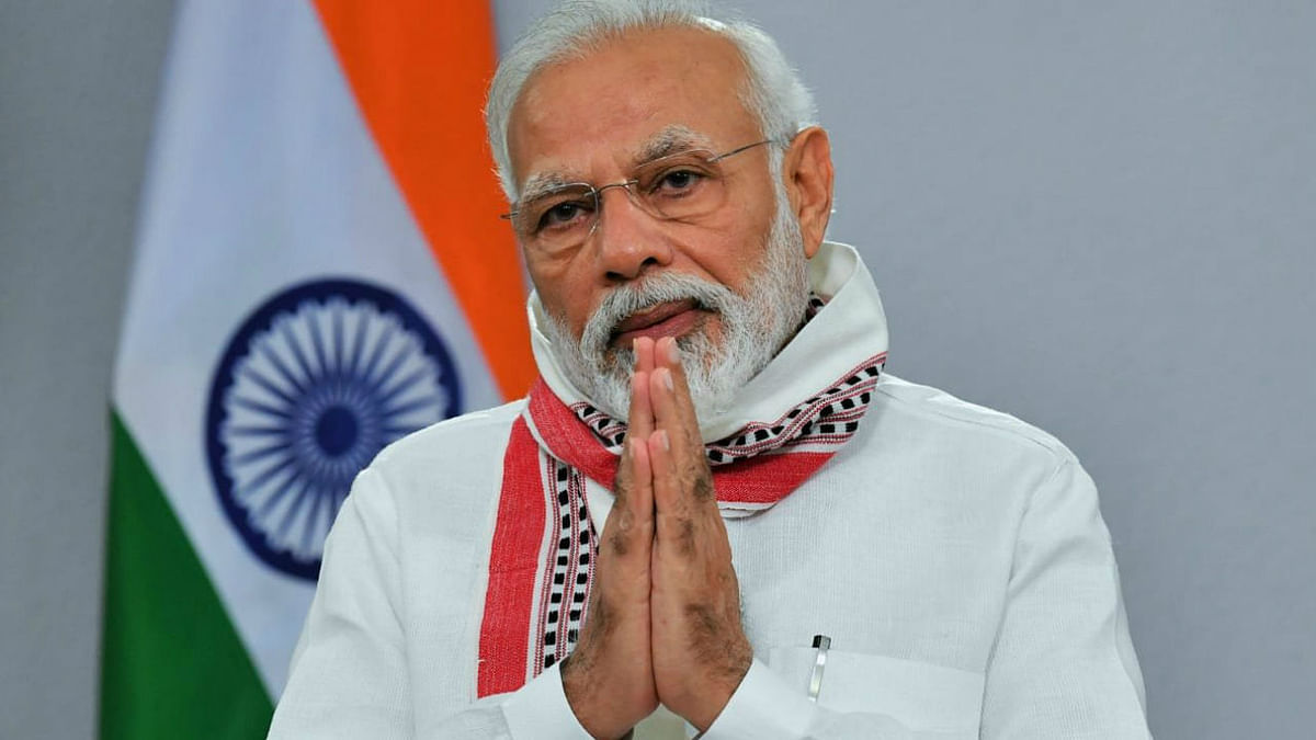 From Assamese Gamusa to jute folder from Bengal: PM Modi goes on shopping spree on International Women's Day