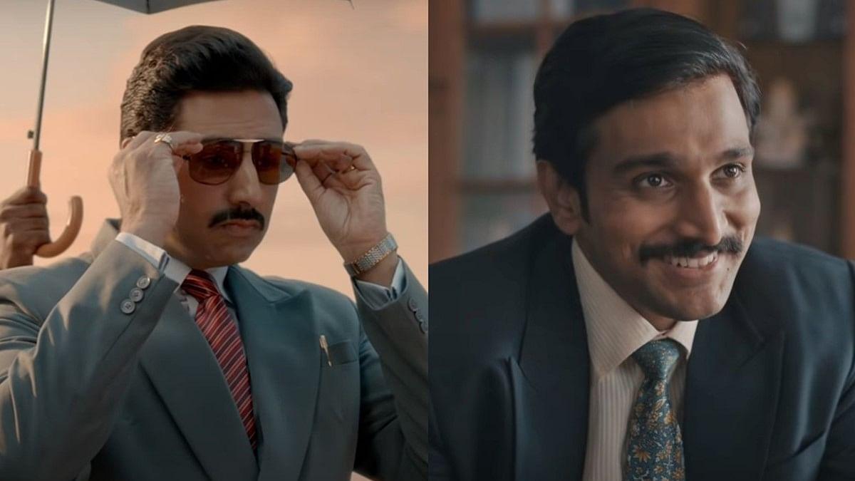 The Big Bull Trailer: Major differences between Abhishek Bachchan-starrer and Pratik Gandhi's 'Scam 1992'