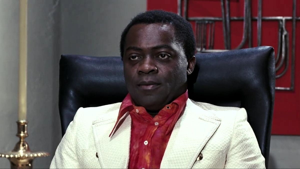 James Bond villain Yaphet Kotto passes away