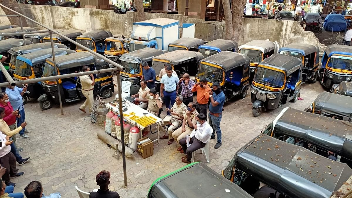 Mumbai: Duo held for stealing 75 autos in Andheri