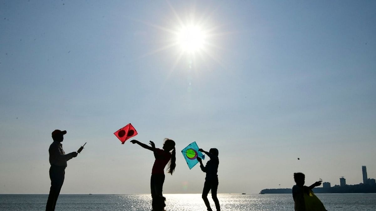 SO HOT!! At 40.9°C, Mumbai records season's highest maximum temperature