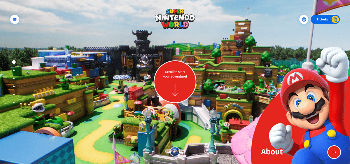 Are you a Super Mario fan? Nintendo's new theme park in Japan recreates the Mushroom Kingdom replete with adventures