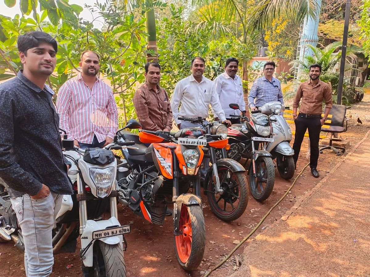 Thane Police arrest history-sheeters with valuables worth Rs 5.82 lakh