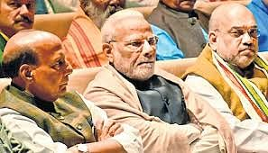Indore: PM Modi, Amit Shah, Rajnath Singh condole demise of Member of  Parliament Nand Singh Chauhan