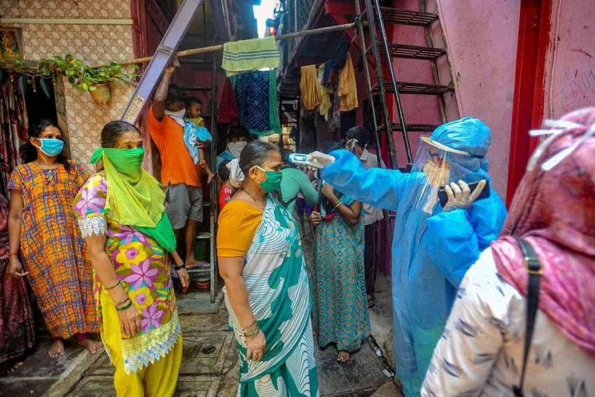 Covid count surges in Dharavi: 21 new cases reported from slum belt