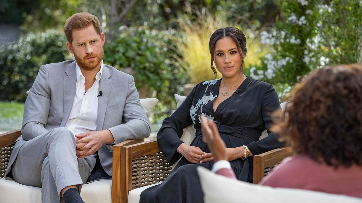 From royal concerns about son Archie's skin colour to suicidal thoughts - Shocking revelations made by Meghan Markle in Oprah interview