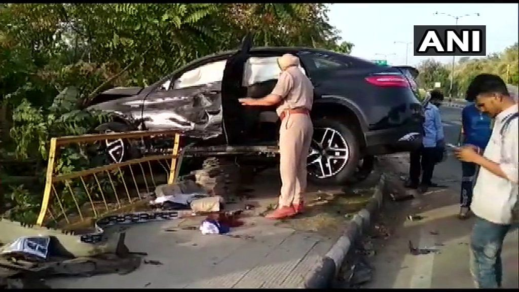 Punjab: 18-year-old arrested after speeding Mercedes mows down 3 in Mohali
