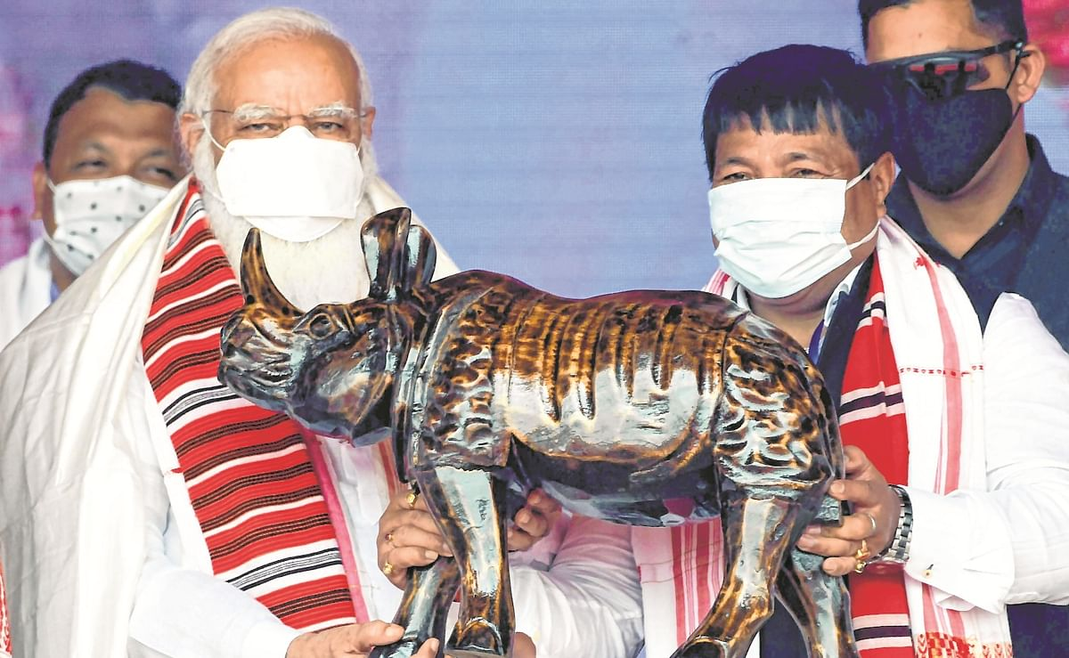 Congress a loot engine that wants to come to power anyhow to fill its empty coffers: Modi