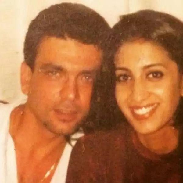 Ekta Kapoor shares throwback gem to wish 'love birds' Smriti Irani, Zubin on 20th wedding anniversary