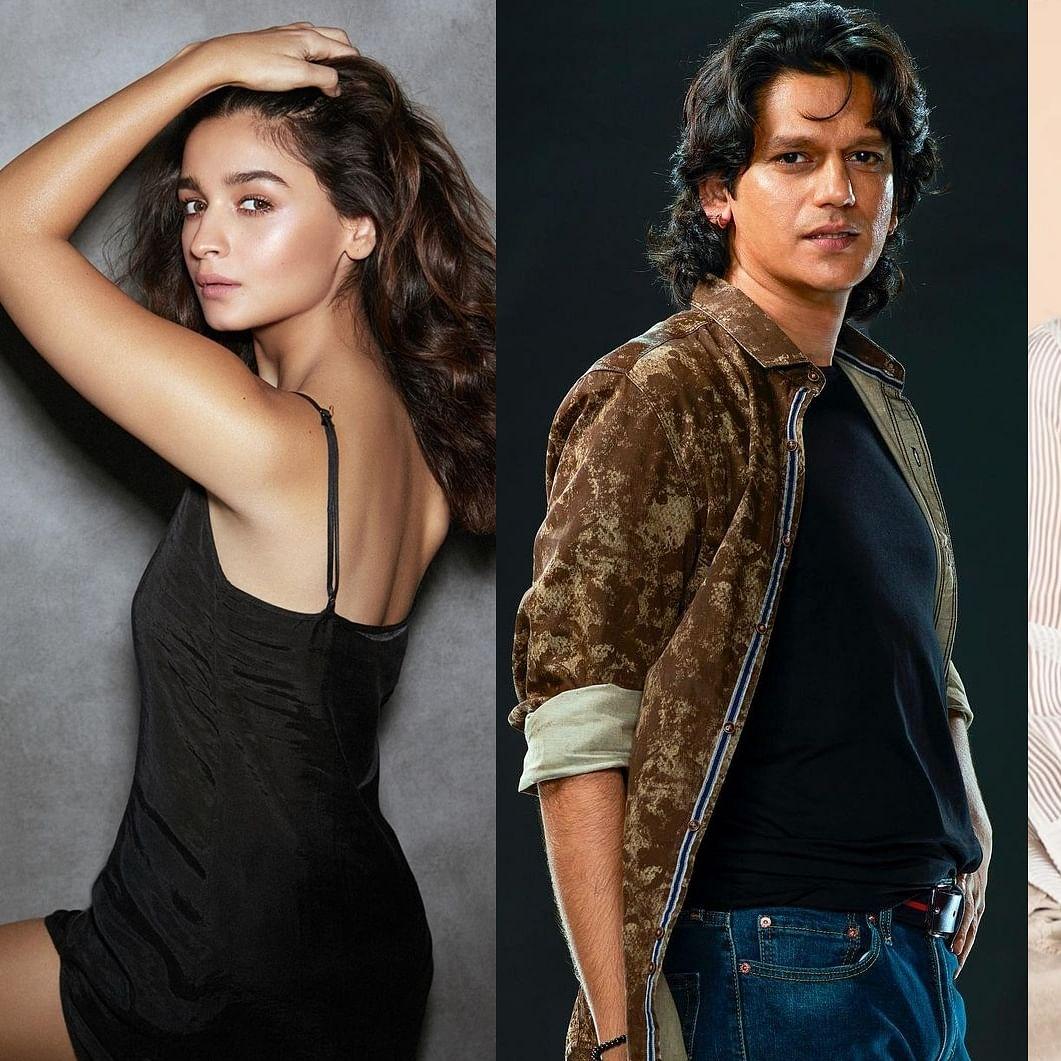 Alia Bhatt to star in and produce dark comedy 'Darlings' featuring Shefali Shah, Vijay Varma, and Roshan Mathew