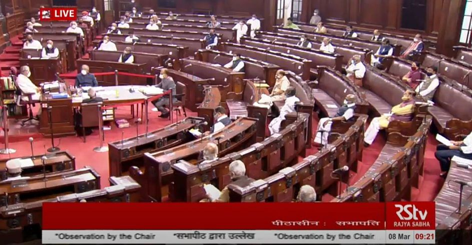 Second part of Parliament's Budget session starts, parties seek curtailment over 5-state polls