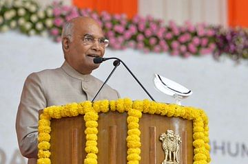 President Ramnath Kovind, in Jabalpur Madhya Pradesh, said that the objective of a judicial system is not only to resolve disputes, but also to protect justice. To remove the delay in justice is also an important step to protect justice, he says.