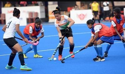 Madhya Pradesh scores 42-0 win in women's sub junior academy hockey