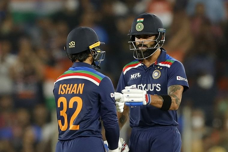 IND vs ENG 2nd T20I: Ishan Kishan, Virat Kohli storm India to seven-wicket win over England