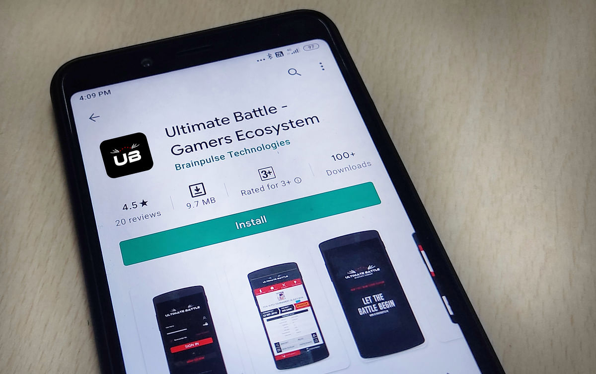 India's first-ever one-stop online esports platform Ultimate Battle is now on Google Play Store