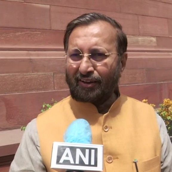 'Collecting money through police': Prakash Javadekar hits out at Uddhav-led Maharashtra govt
