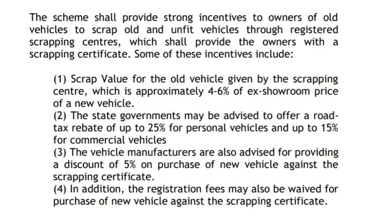 FPJ Explains: How will new vehicle scrapping policy proposed by Nitin Gadkari affect you?
