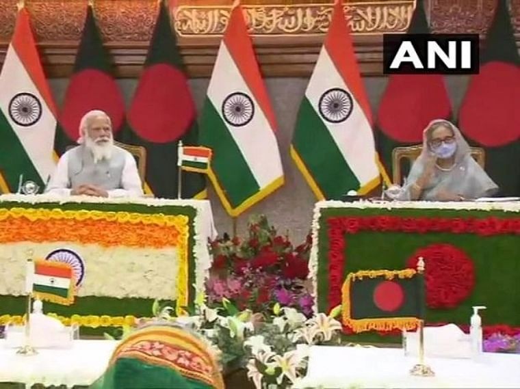 PM Modi holds talks with Sheikh Hasina: India, Bangladesh sign 5 MoUs