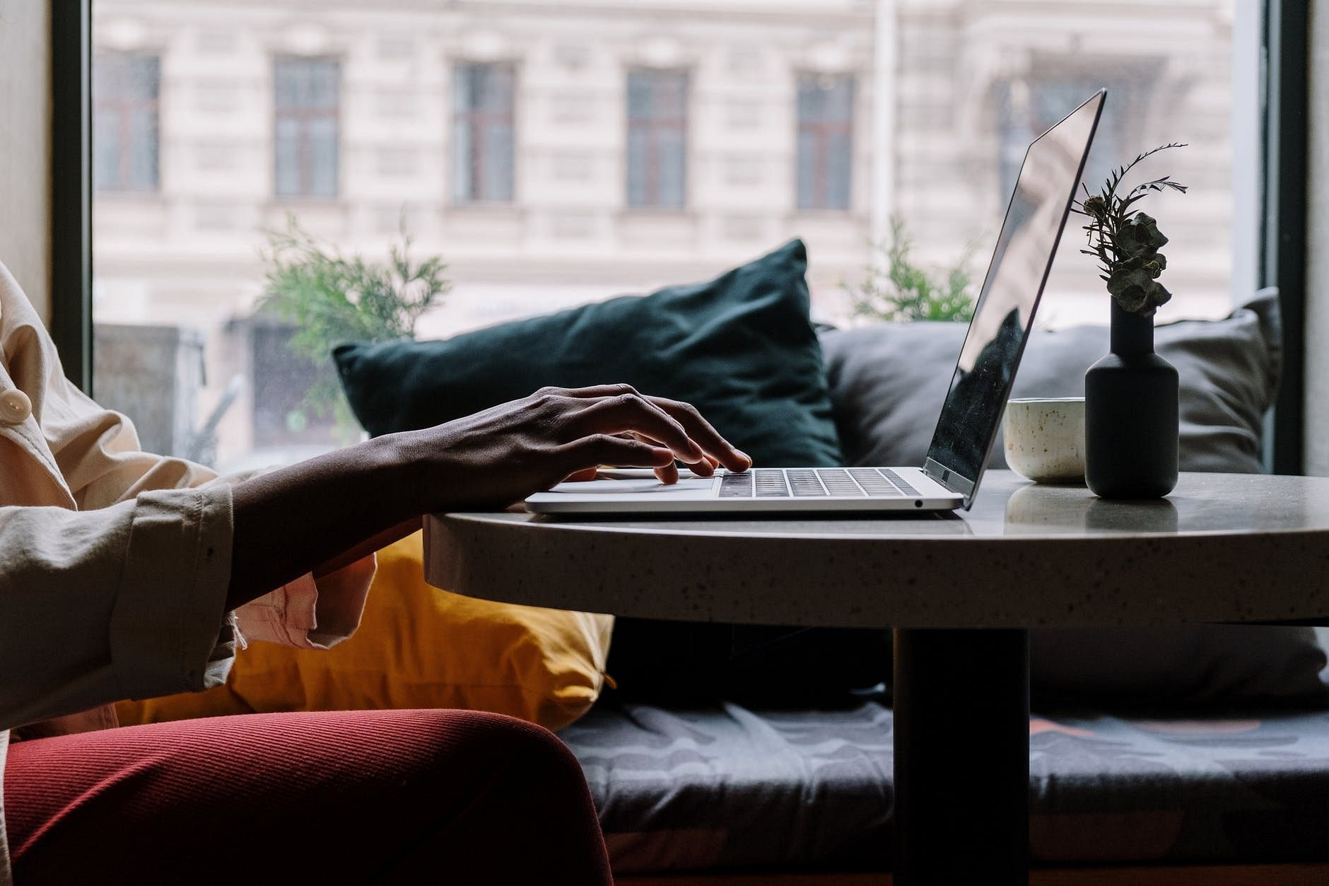Work from home resumes in four cities after spike in positive casesClose