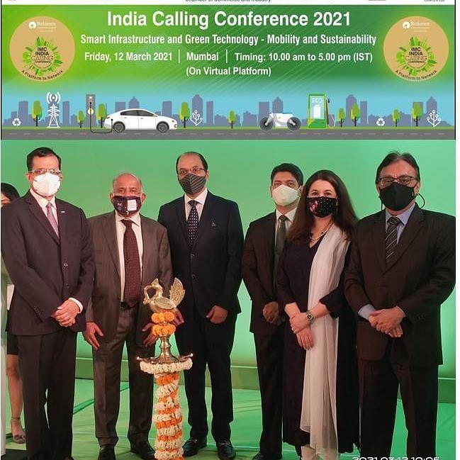 IMC organises 'India Calling 2021' conference