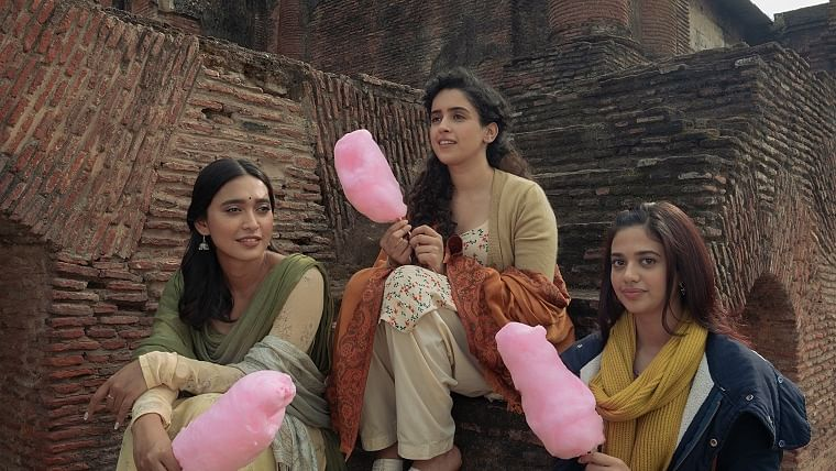 Pagglait review: This Sanya Malhotra-starrer is a moving tale of loss and acceptance