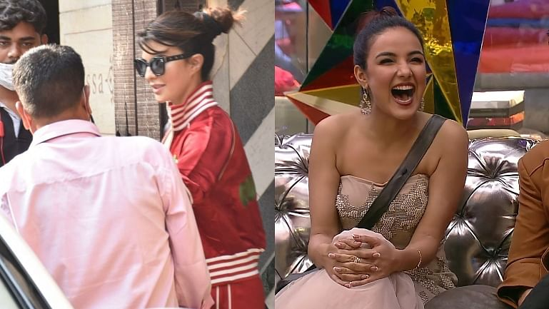 Watch: Paparazzo mistakes Jacqueline Fernandez for TV actress Jasmin Bhasin; latter can't stop laughing