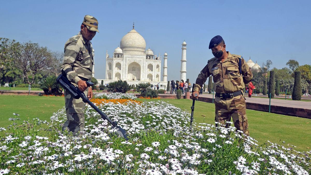 Taj Mahal bomb scare: Man held for making hoax call
