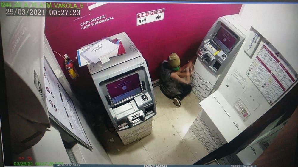 Mumbai: Man held in ATM robbery bid at Vakola