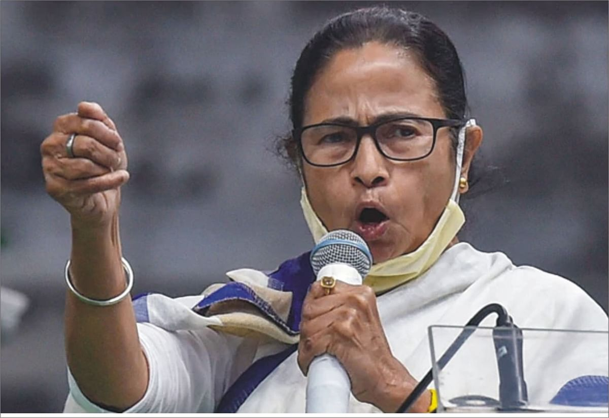FPJ Edit: Mamata's cry for help in countering BJP comes days after first phase of polling in Bengal