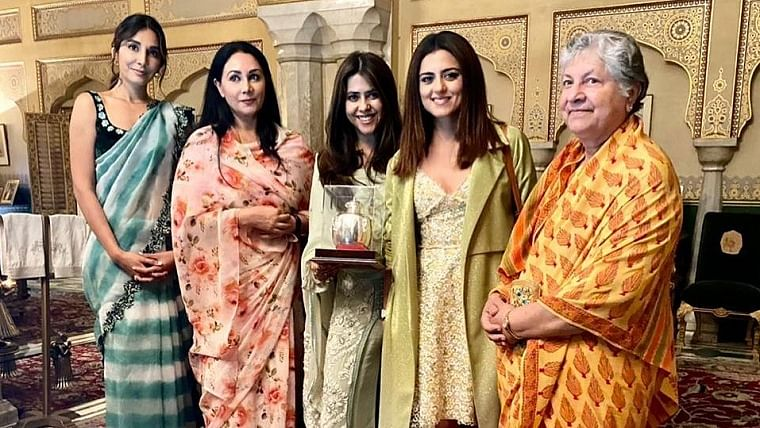 Ekta Kapoor takes The Married Woman to Jaipur