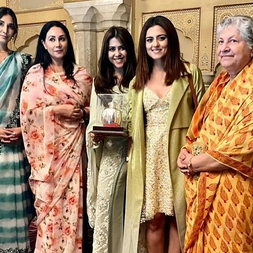 Ekta Kapoor takes The Married Woman to Jaipur