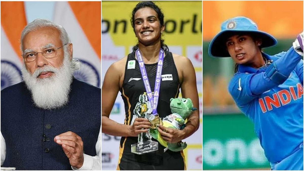 Mann Ki Baat: PM Modi hails PV Sindhu, Mithali Raj; congratulate them on their achievement