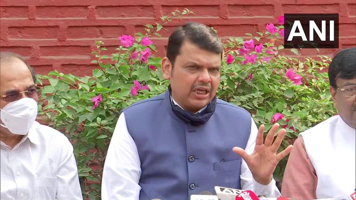 MVA lost moral ground, democratic values: Devendra Fadnavis after meeting Maharashtra Guv Koshyari