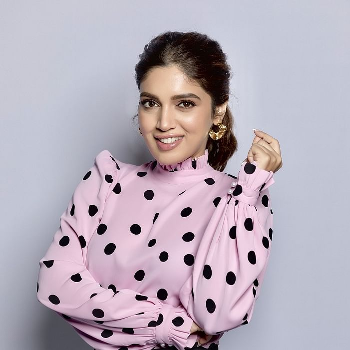 'I want to create a beauty standard of my own,' says Bhumi Pednekar