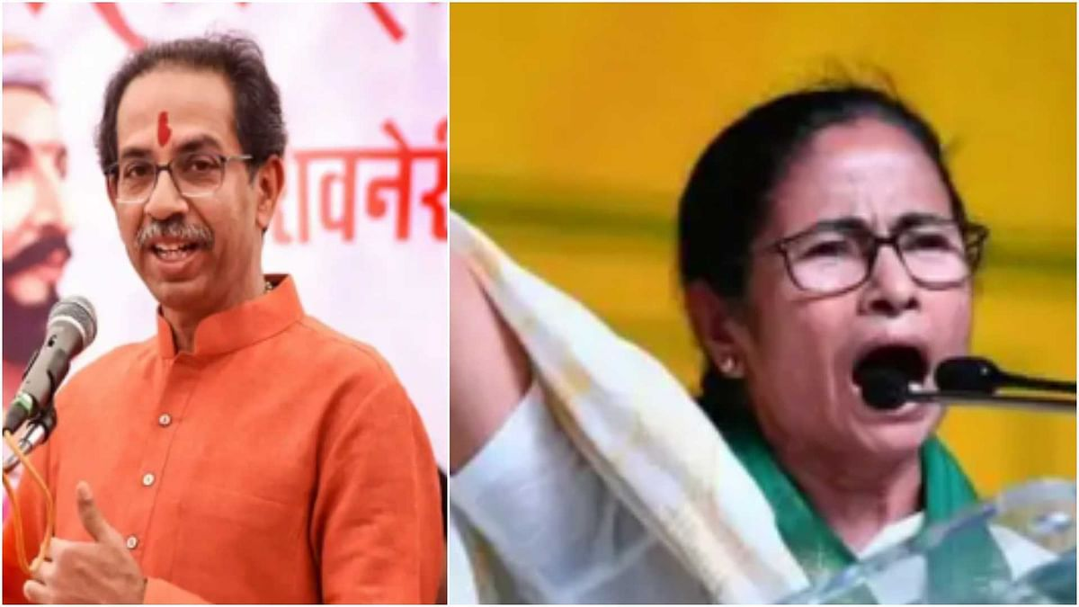 'Real Bengal Tigress': Sena drops plan of contesting Bengal election, expresses solidarity with Mamata Banerjee