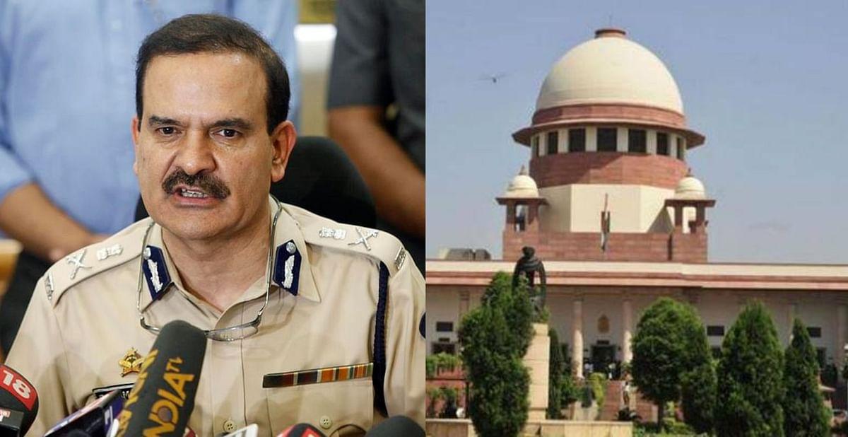 SC refuses to entertain Param Bir Singh's plea, asks him to move Bombay HC