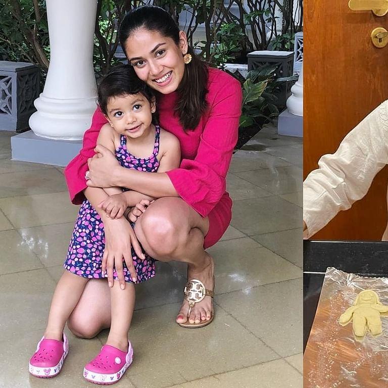 Did Mira Kapoor compare daughter Misha's baking skills with Kareena's son Taimur?