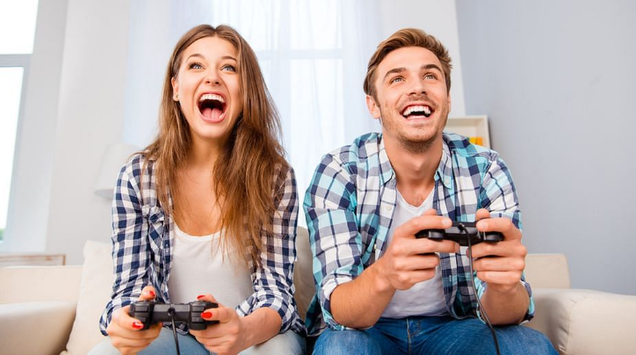 Playing video games for 10 mins every day may brush up your esports skills