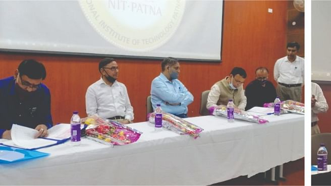 NBCC signs MOU with NIT Patna