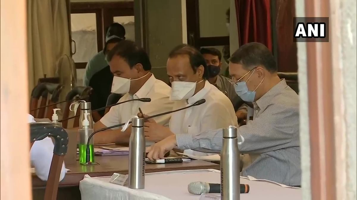 Pune COVID-19 surge: Guardian minister Ajit Pawar's review meeting begins; decision on new curbs likely