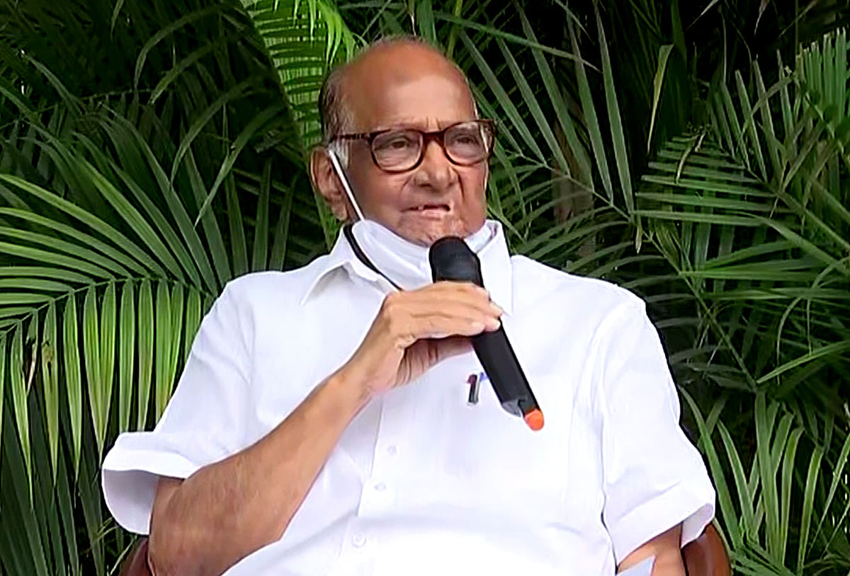 Sharad Pawar rushed to Mumbai's Breach Candy hospital after abdomen pain; endoscopy & surgery on March 31