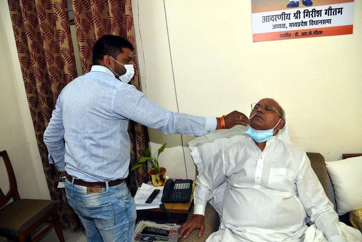 Madhya Pradesh Budget session adjourned sine die for Covid-19 cases spike