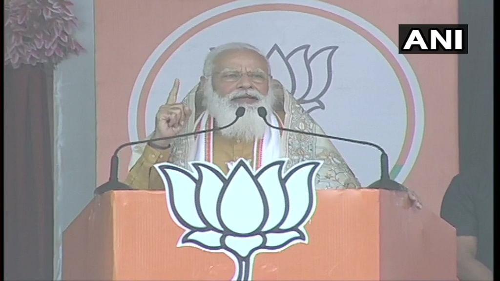 'Asol Poriborton' will happen on May 2: PM Modi in West Bengal