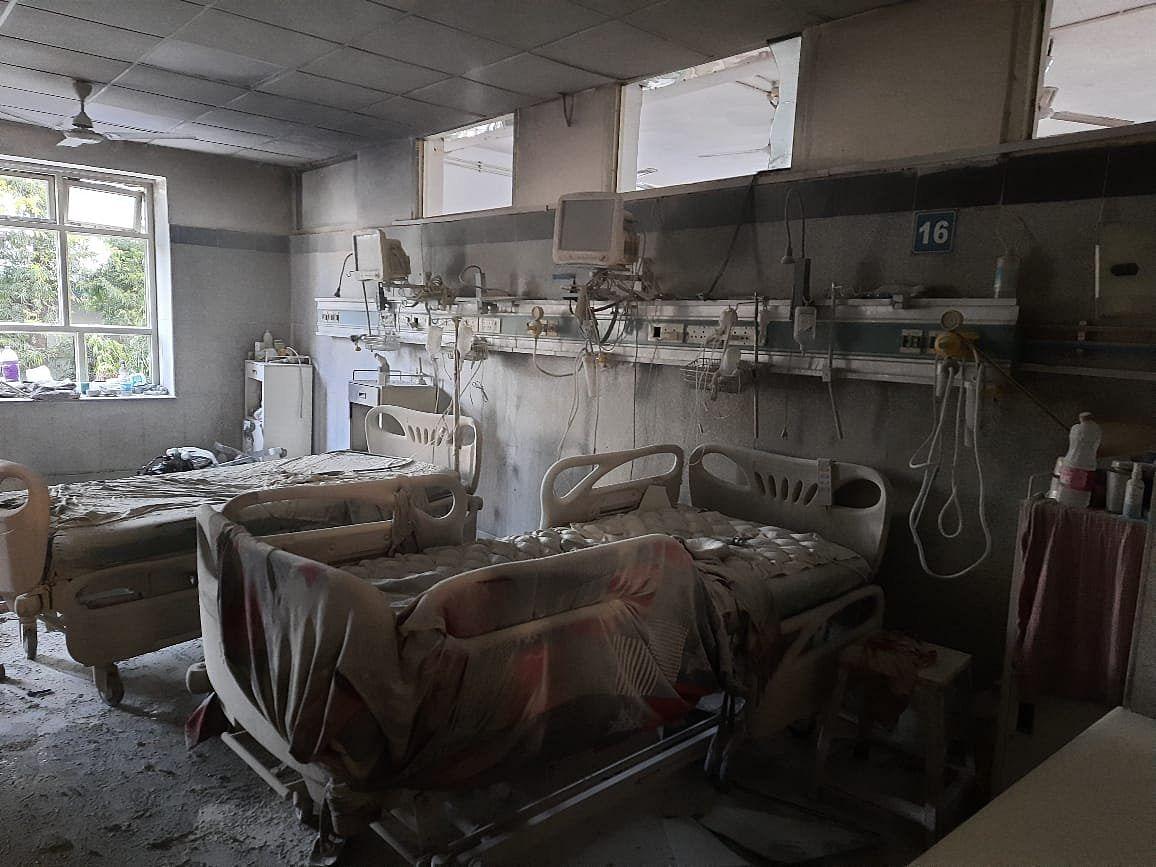 Fire breaks out in ICU ward of Delhi's Safdarjung Hospital; no casualties reported