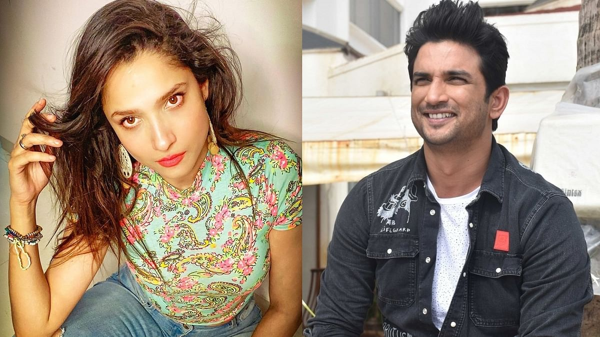 'He chose his career and moved on': Ankita Lokhande finally opens up on breakup with Sushant Singh Rajput