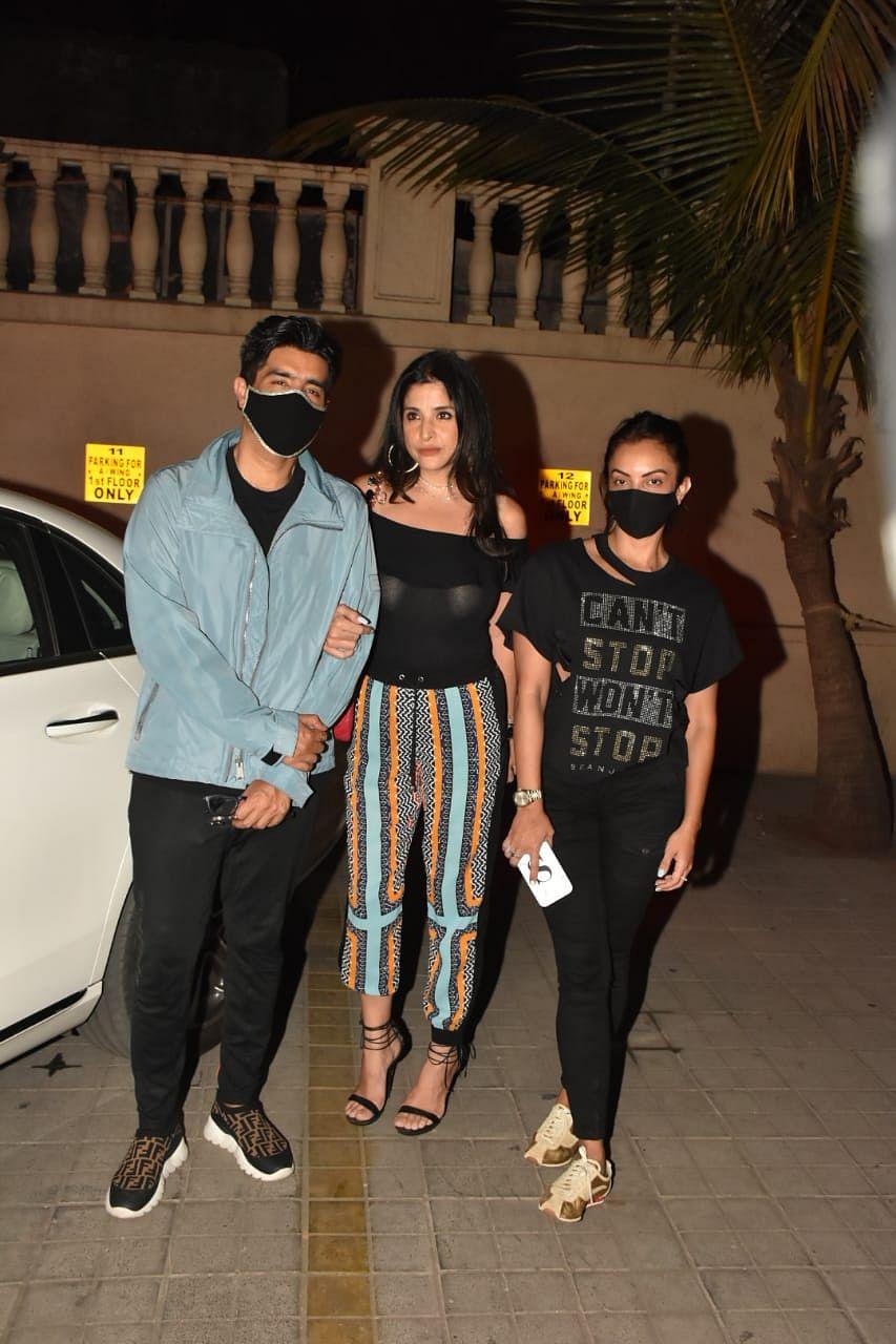 Manish, Maheep and Seema