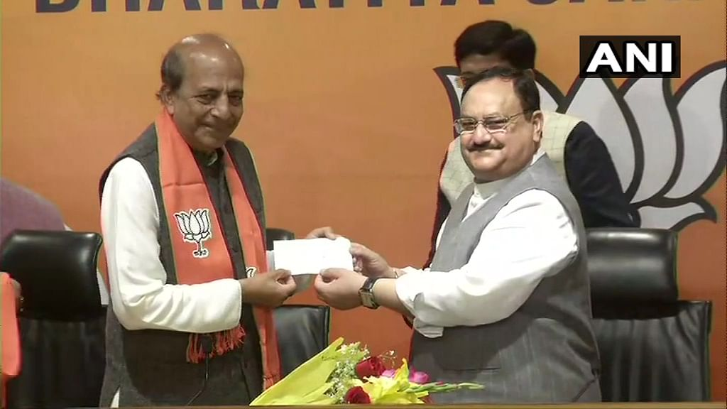 'Have been waiting for this golden moment': TMC MP Dinesh Trivedi joins BJP ahead of WB assembly polls