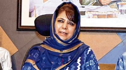 Process of Indo-Pak reconciliation has to begin with Kashmir: Mehbooba
