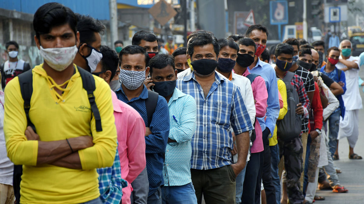 Mumbai: 3 booked for face mask norms violation outside dessert stall in Kurla